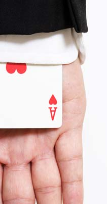 hold an ace up your sleeve with free business tax help